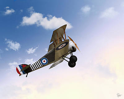 Photograph - Sopwith Camel by Endre Balogh