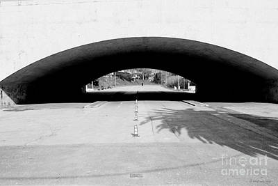 Photograph - Under The Bridge -- Sotto Il Ponte by Mariana Costa Weldon