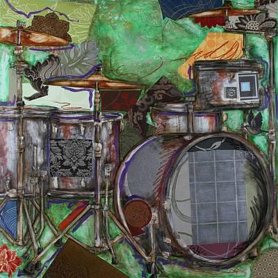 Soul The Drums Art Print