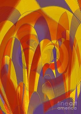 Digital Art - Souls' Song by Vicki Lynn Sodora