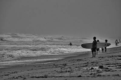 Photograph - Soup Surf by Lynda Dawson-Youngclaus