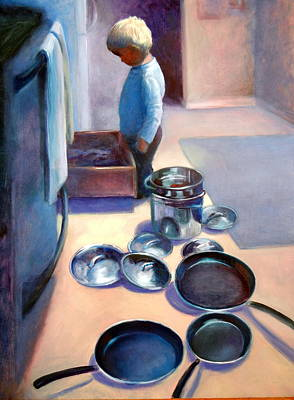 Sous Chef Original by Dorothy Nalls
