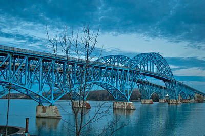 Photograph - South Grand Island 3329 by Guy Whiteley