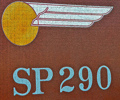 Photograph - Southern Pacific 290 by Bill Owen