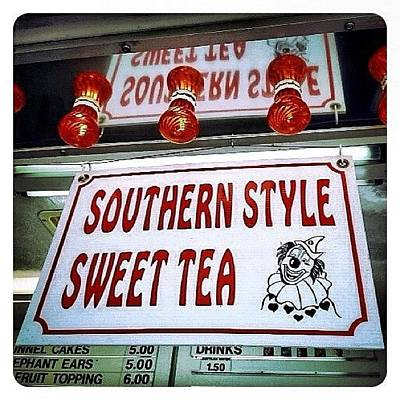 Ohio Photograph - Southern Sweetness by Natasha Marco