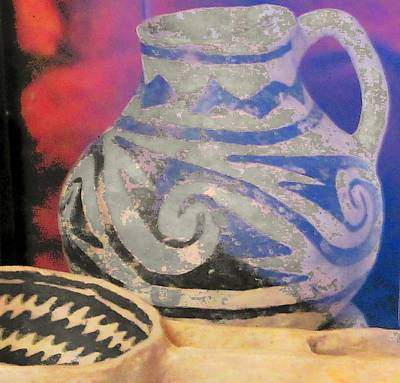 Photograph - Southwest Pottery by Lisa Dunn