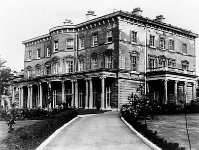 Southwick House, Gen Eisenhowers World Print by Everett