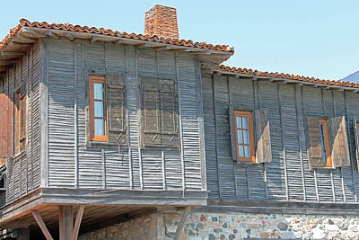 Photograph - Sozopol Old Town by Tony Murtagh