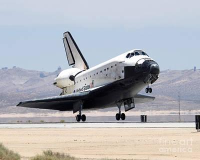 space shuttle landing strip length - photo #23