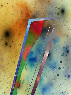 Spacescape Digital Art - Spacescape 30 by Joseph Ferguson