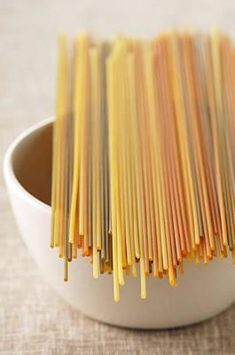 Spaghettis Art Print