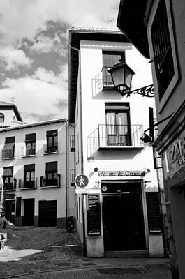 Spain At Dusk Original