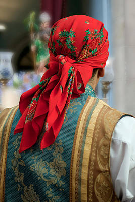 Photograph - Spain. Valencian Man In Traditional Dress by Juan Carlos Ferro Duque