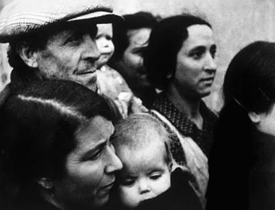 Spanish Civil War 1936-1939, Civilians Art Print