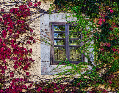 Photograph - Spanish Window by Don Schwartz