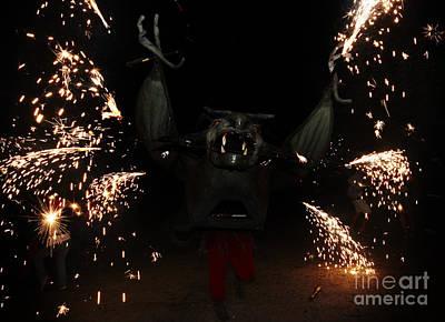 Photograph - Sparkling Bat by Agusti Pardo Rossello