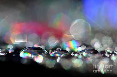 Art Print featuring the photograph Sparks by Sylvie Leandre