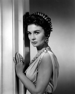 Films By Stanley Kubrick Photograph - Spartacus, Jean Simmons, 1960 by Everett