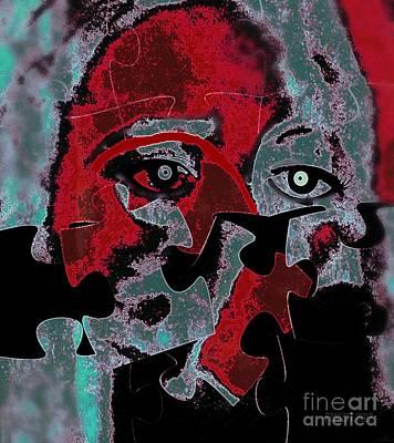 The Followers Digital Art - Speak For Me Lord by Fania Simon