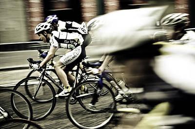 Speed Trials Photograph - Speed by Martin Holt