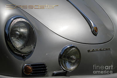 Photograph - Speedster by Dennis Hedberg