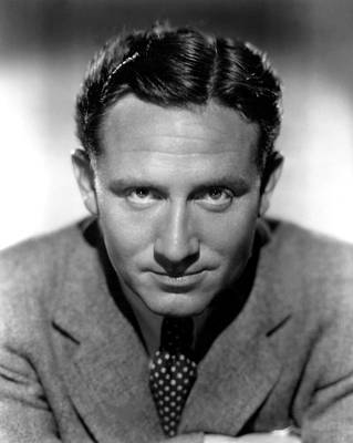 Spencer Tracy Photograph - Spencer Tracy, 1935 by Everett