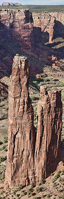 Photograph - Spider Rock At Canyon De Chelly by Gregory Scott