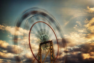 Photograph - Spinning by Joye Ardyn Durham