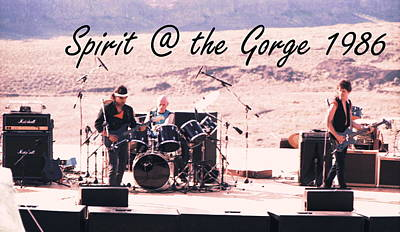 Photograph - Spirit At The Gorge 18a by Ben Upham