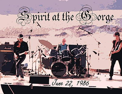 Photograph - Spirit At The Gorge 19b by Ben Upham