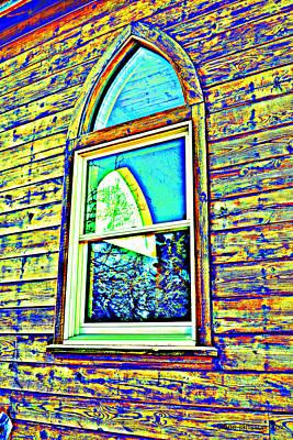 Photograph - Spiritual Reflections  by Diane montana Jansson