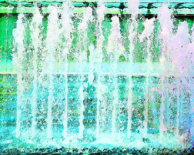 Photograph - Splash by Lizi Beard-Ward