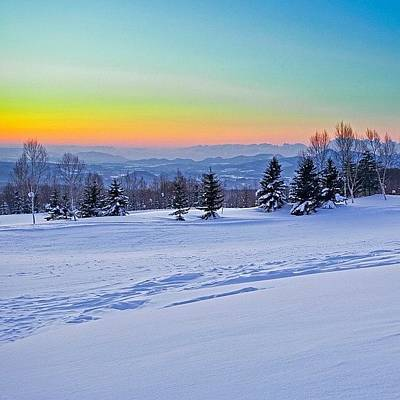 Sunrise Photograph - Splash Of Color From Sunrise #sunrise by Tommy Tjahjono