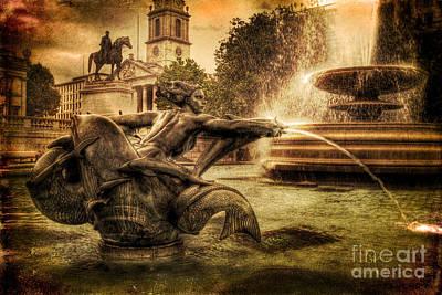Photograph - Splash by Yhun Suarez