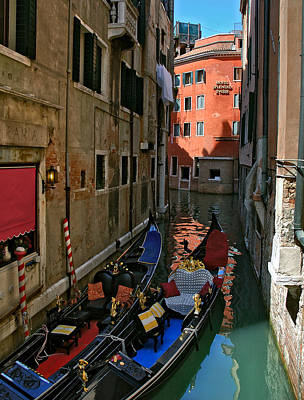 Photograph - Splendid Svisse. Venezia by Juan Carlos Ferro Duque