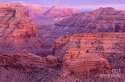 Splendor Of Utah Art Print by Bob Christopher