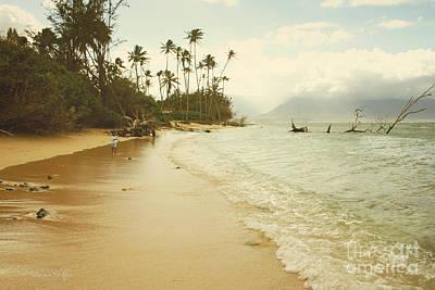 Islands Photograph - Sprecks Beach by Sharon Mau
