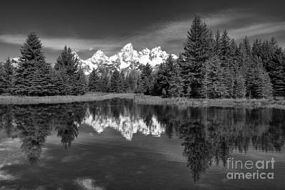 The Tetons Photograph - Spring In The Tetons by Sandra Bronstein