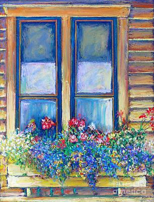 Spring Art Print by Li Newton