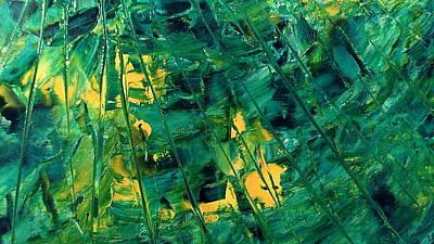 Lisa Williams Painting - Spring by Lisa Williams