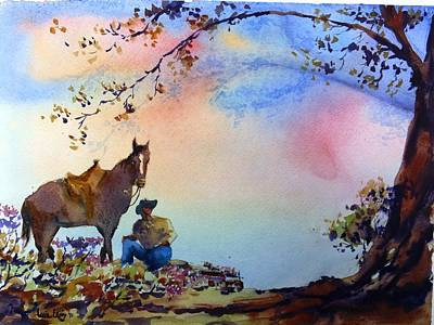 Spring Original by Luis  Leon