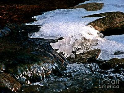Photograph - Spring Thaw by Christian Mattison