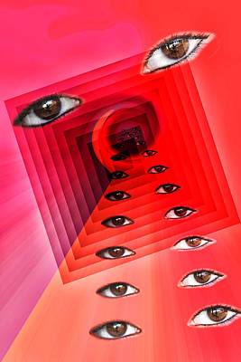 Photograph - Squandering Eyes by Denis Lemay