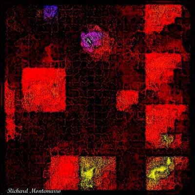 Square One Original by Richard  Montemurro