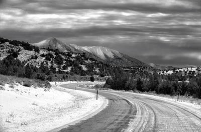 Photograph - Squaw Pass by Gary Rose