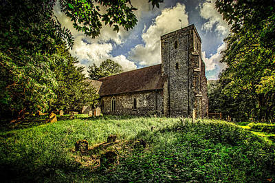 Photograph - St Andrews Church by Chris Lord