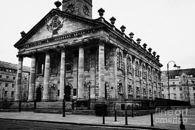 St Andrews In The Square Glasgow Scotland Uk Art Print by Joe Fox