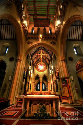 Photograph - St Barnabas Cathedral by Yhun Suarez