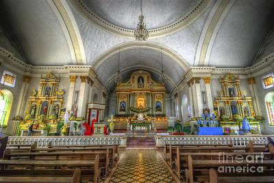 Photograph - St Joseph Cathedral by Yhun Suarez