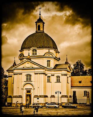 Photograph - Warsaw, Poland - St. Kazimierz by Mark Forte